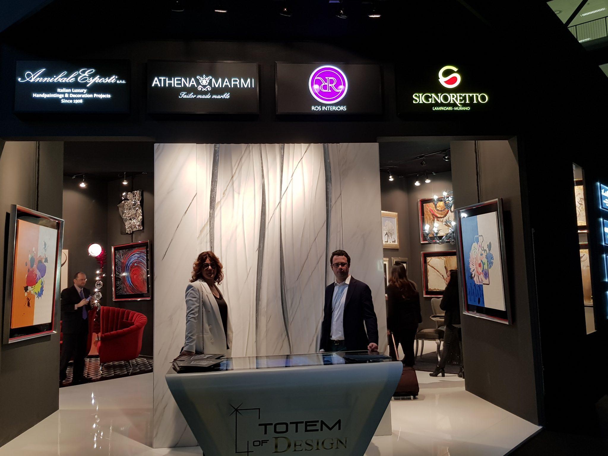 Salone del Mobile 2018. Annibale Esposti presents a special collection