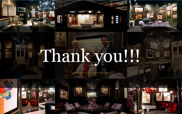 Thank you for visiting us at Salone del Mobile!